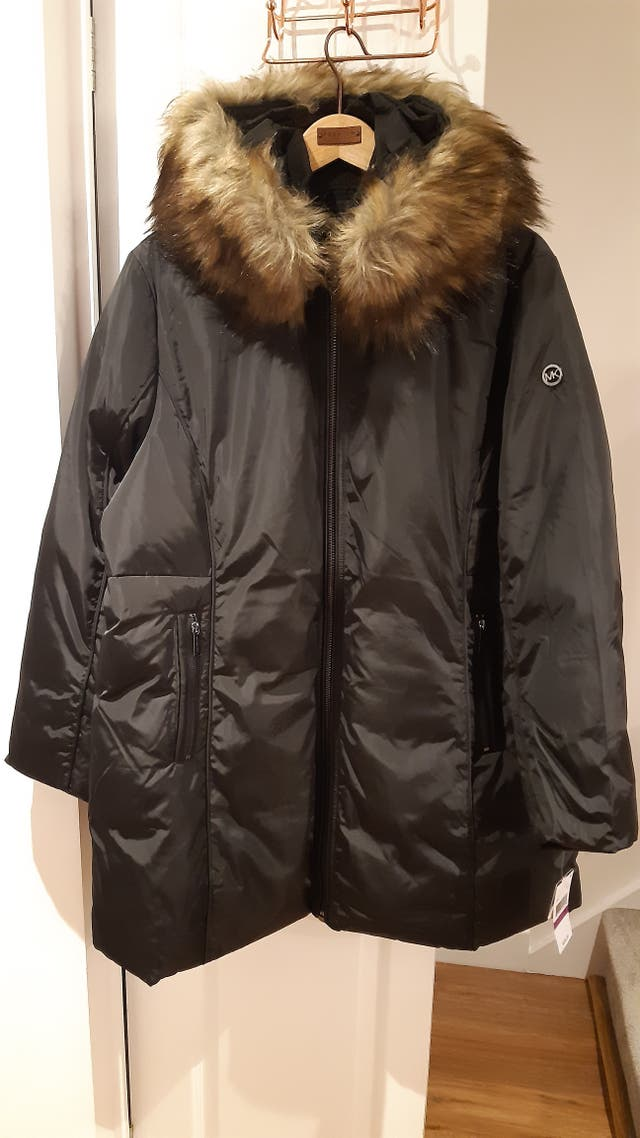 Michael Kors Woman winter jacket original and new