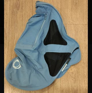 capota ventilada extensibuffalo ice blue(azul bebe