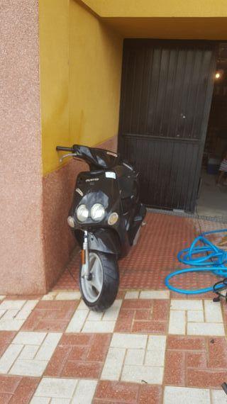 moto yamaha mbk (neos).