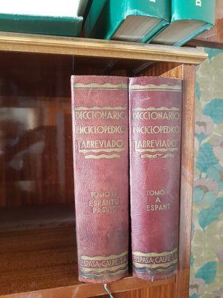 diccionario enciclopédico toda una reliquia