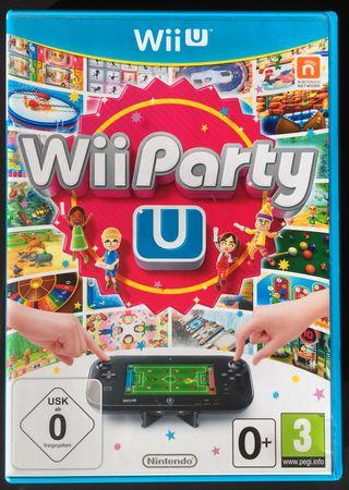 Juego Wii U Wii Party U