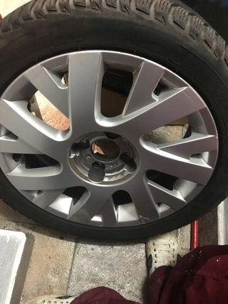 Dos ruedas Citroen c4