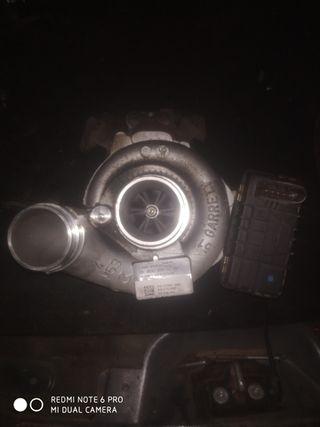 Turbo mercedes clase ML