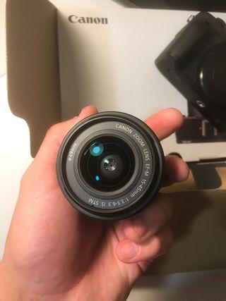 Cámara Canon EOS M3