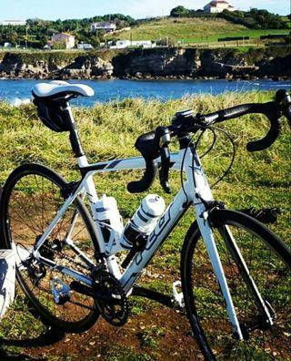 Vendo bicicleta de carretera felt z85