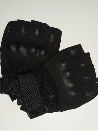 rodilleras + guantes