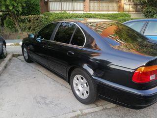 BMW Serie 5, 525iA 192cv distintivo B