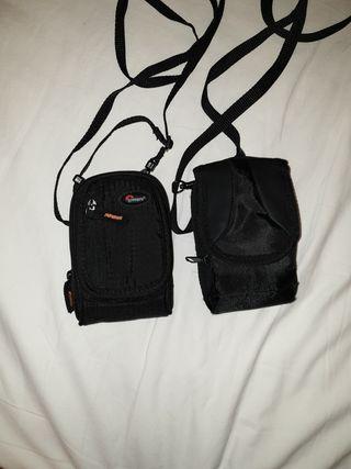 Bolsos para cámaras foto