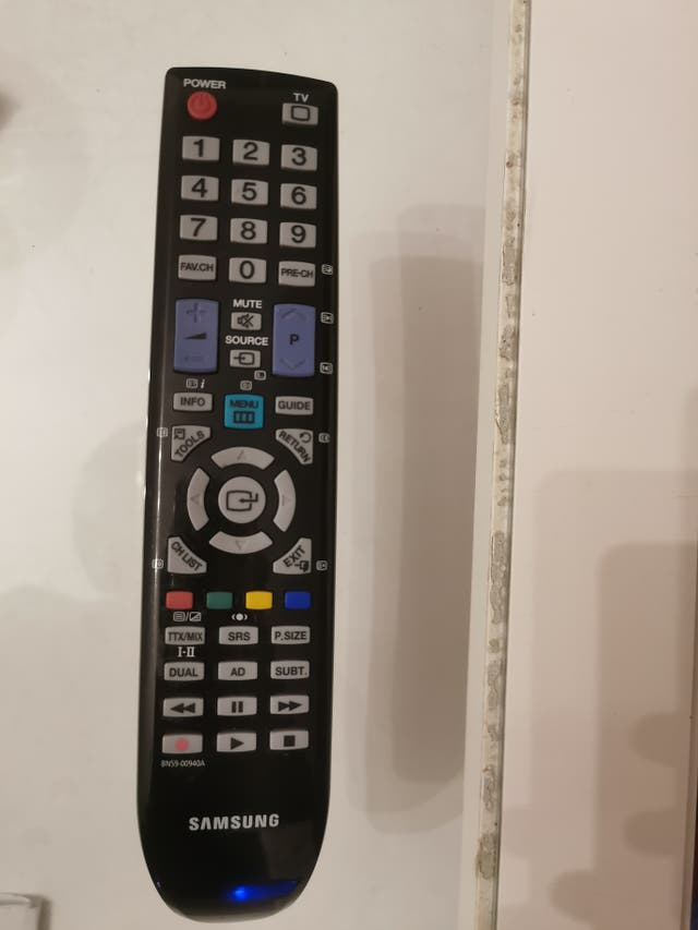 "55"" Samsung TV"