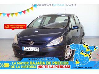 Peugeot 307 2.0 HDI XR Clim 66 kW (90 CV)