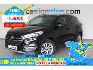 Hyundai Tucson 1.6 TGDi Link 4x2 129 kW (176 CV)