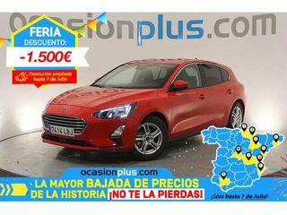 Ford Focus 1.0 Ecoboost Trend+ 92 kW (125 CV)