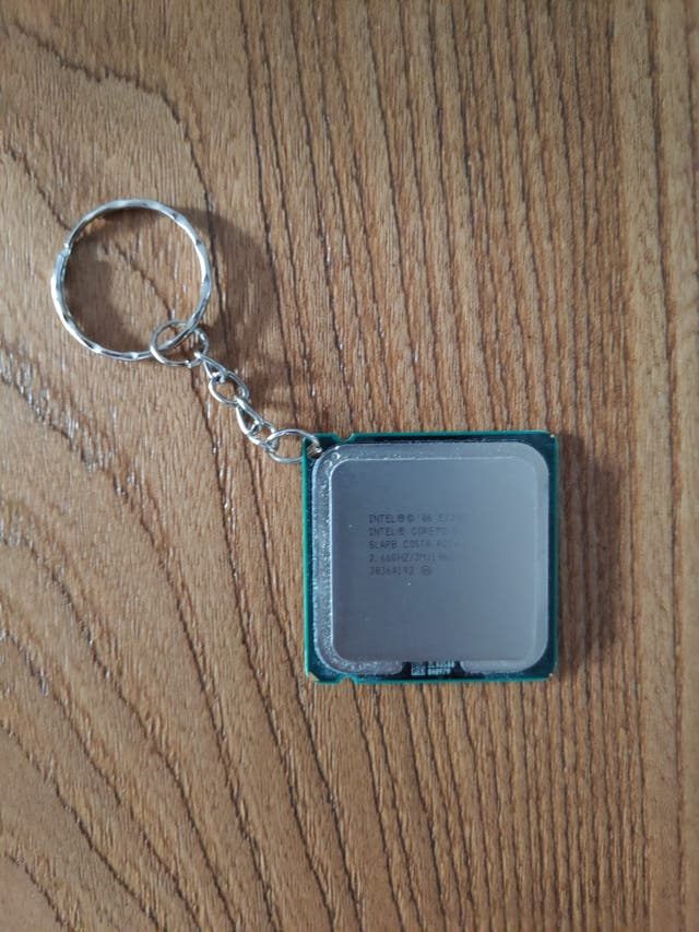 Llavero Procesador Original