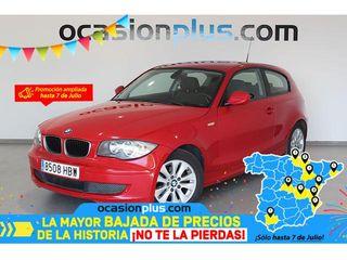 BMW Serie 1 116d 85 kW (115 CV)
