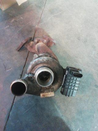 Turbo de Mercedes 3.0 v6 642