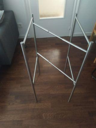 Toallero Ikea Extensible Metalico