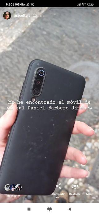 Xiaomi Mi9 (creo) encontrado