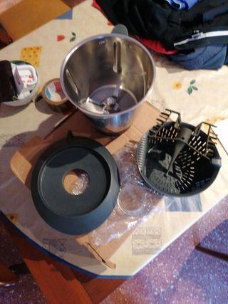 Vaso completo Thermomix TM31