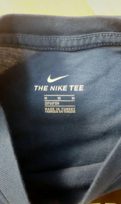 camiseta nike de niño