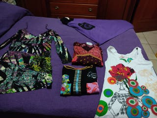 lote ropa Desigual, Peace LOVE Talla Xl