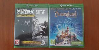 Pack Juegos Xbox One PRECINTADOS