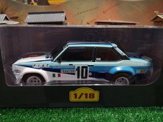 MAQUETA RALLY FIAT 131 ABARTH