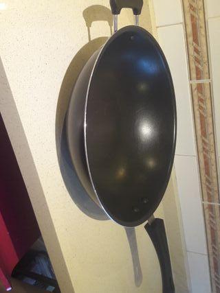 Wok grande 34cm diametro