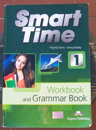 SMART TIME 1 LIBRO TEXTO INGLÉS 1º ESO