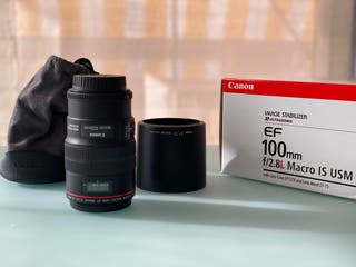 Canon EF 100mm F2.8L Marco IS USM
