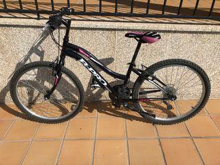 """Bicicleta de niños 24"""" B-PRO"""