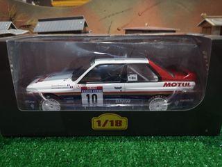 MAQUETA RALLY BMW M3
