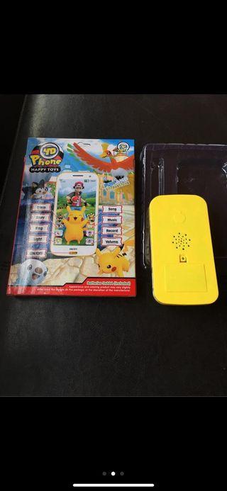 Móvil juguete Pokémon