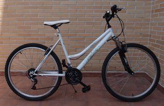 Bicicleta Mujer 26 Suspensión Delantera