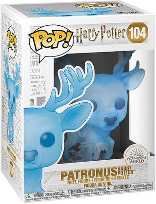 Funko Pop Patronus Harry Potter 104.Harry Potter