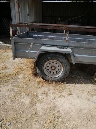 carro galvanizado