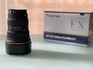Tokina AT-X Pro SD 16-28mm F2.8 (IF) XF EF (Canon)