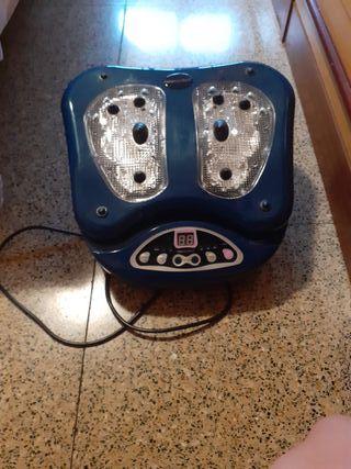 Masajeador de pies con radiación infrarroja