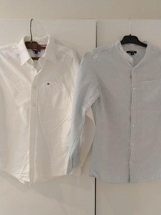 Lote Camisas de niño Tommy y Kiabi