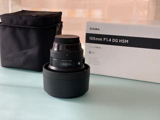 Sigma 105mm F1.4 DG HSM ART (Canon)