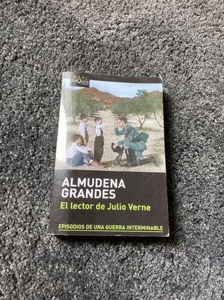 El lector de Julio Verne, Almudena Grandes.