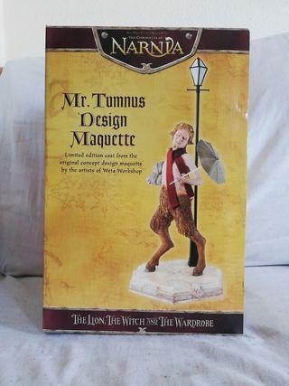 Maqueta Sr. Tumnus - Las crónicas de Narnia