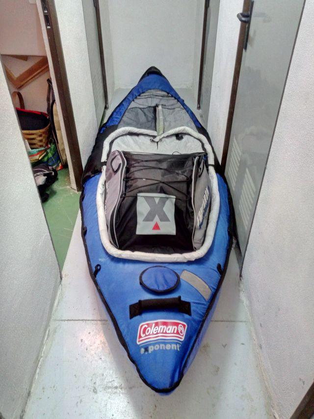 Kayak Coleman