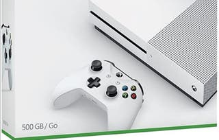 Xbox one S + 1 mando + 1 juego.