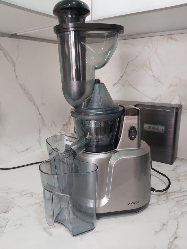 Licuadora de prensado en frío 3 en 1 Aicook