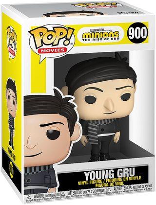 Funko Pop Young Gru 900.Minions the rise of gru