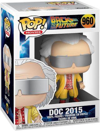 Funko Pop Doc 2015.960.Regreso al futuro