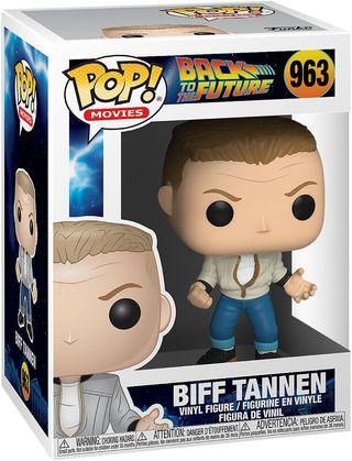 Funko Pop Biff Tannen 963.Regreso al futuro.