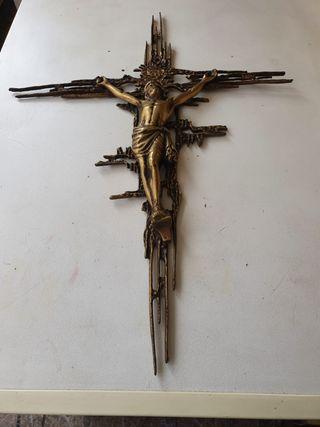 crucifijo pared