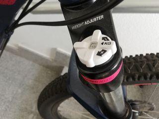 bicicleta montaña rockrider