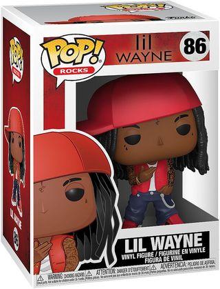 Funko Pop Lil Wayne 86.
